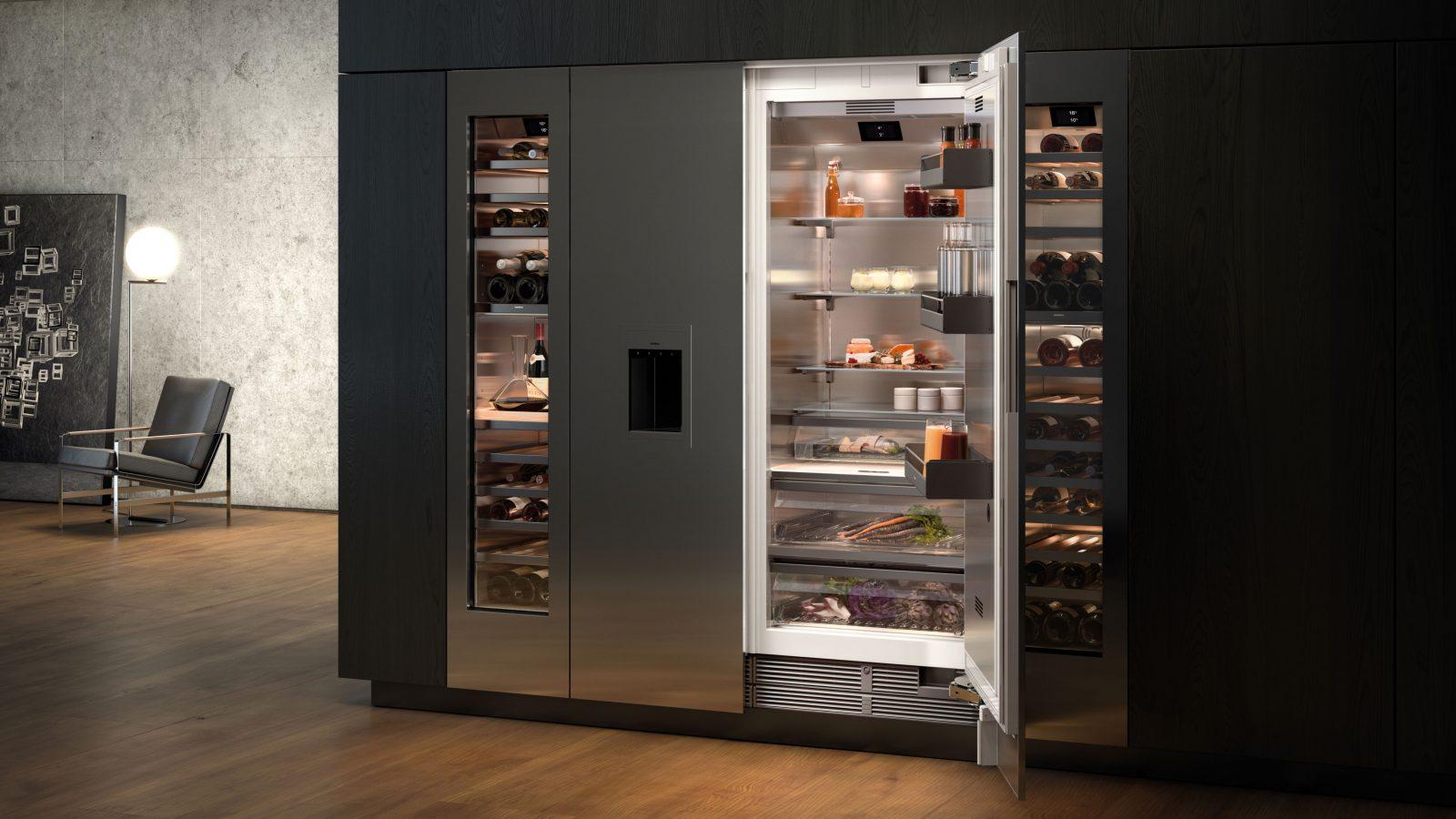 combination1variowineclimatecabinets400seriesrefrigeratorfreezer